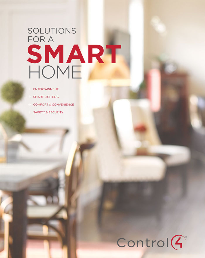 Jarbcom4 Control 4 Smart Automation Home Brochure PDF
